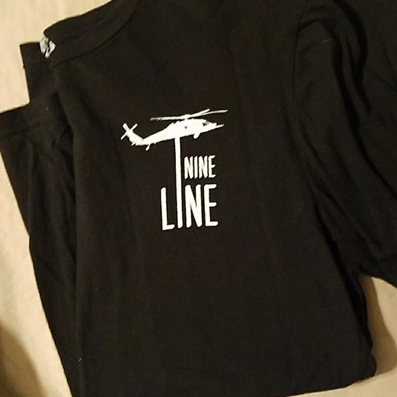 nine line Shirts   Mens Large Apparel Shirt   Poshmark
